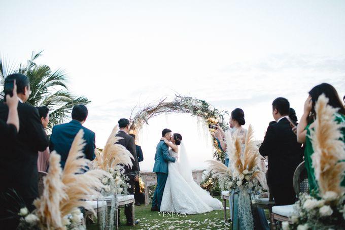 Evan & Priscilla Wedding by Hilda by Bridestory - 017