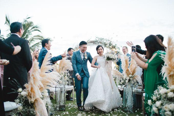 Evan & Priscilla Wedding by Hilda by Bridestory - 018