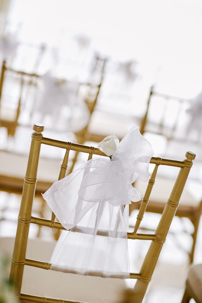 Mark & Lacey Wedding by The Seminyak Beach Resort & Spa - 003