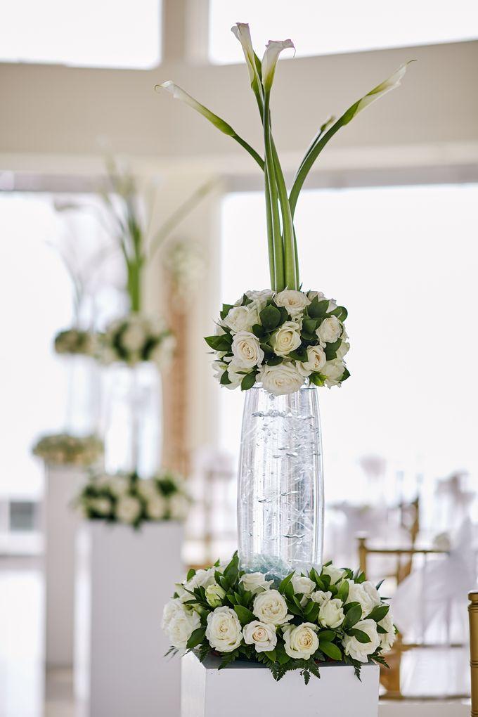 Mark & Lacey Wedding by The Seminyak Beach Resort & Spa - 004
