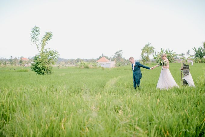 Intimate Wedding by the Ayung Riverside - 25th April 2017 by AVAVI BALI WEDDINGS - 002