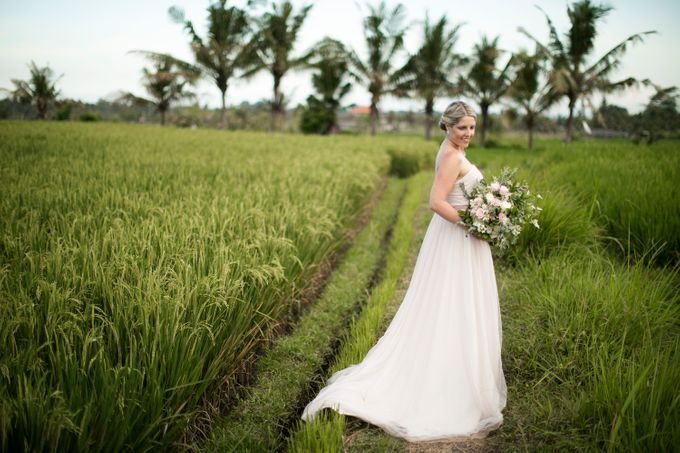 Intimate Wedding by the Ayung Riverside - 25th April 2017 by AVAVI BALI WEDDINGS - 003