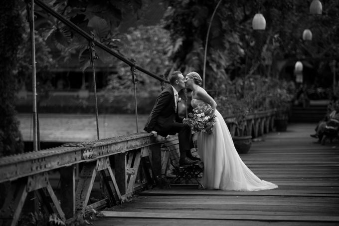 Intimate Wedding by the Ayung Riverside - 25th April 2017 by AVAVI BALI WEDDINGS - 005