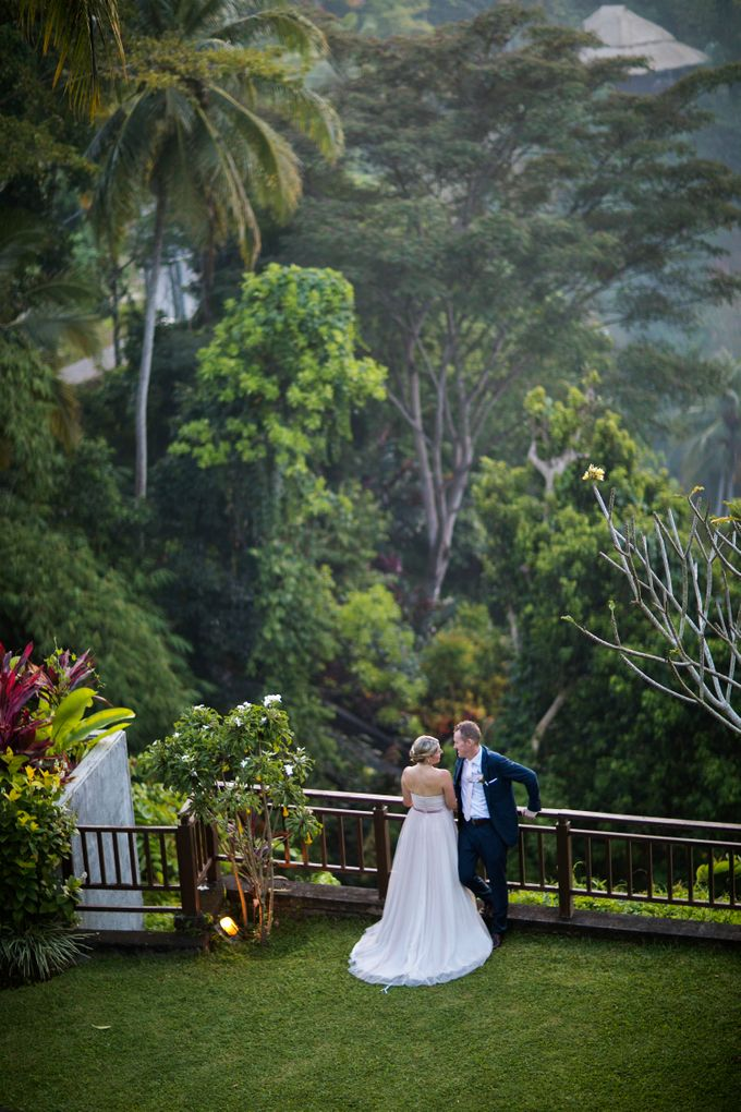 Intimate Wedding by the Ayung Riverside - 25th April 2017 by AVAVI BALI WEDDINGS - 009