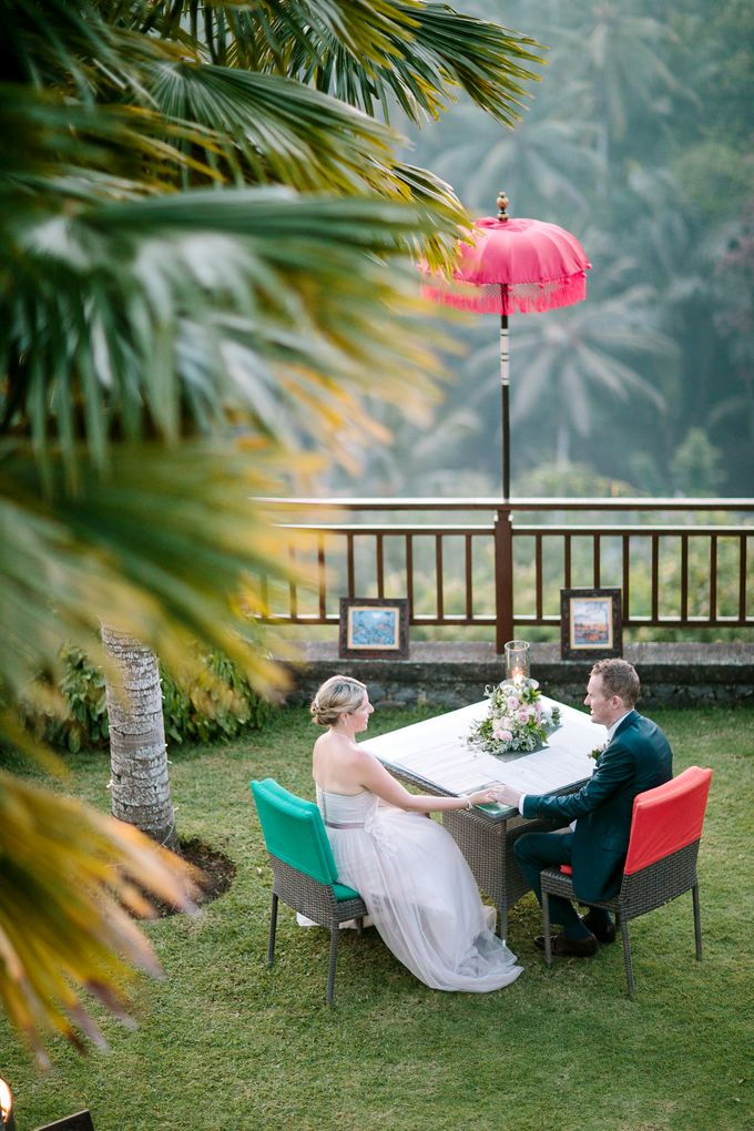 Intimate Wedding by the Ayung Riverside - 25th April 2017 by AVAVI BALI WEDDINGS - 010