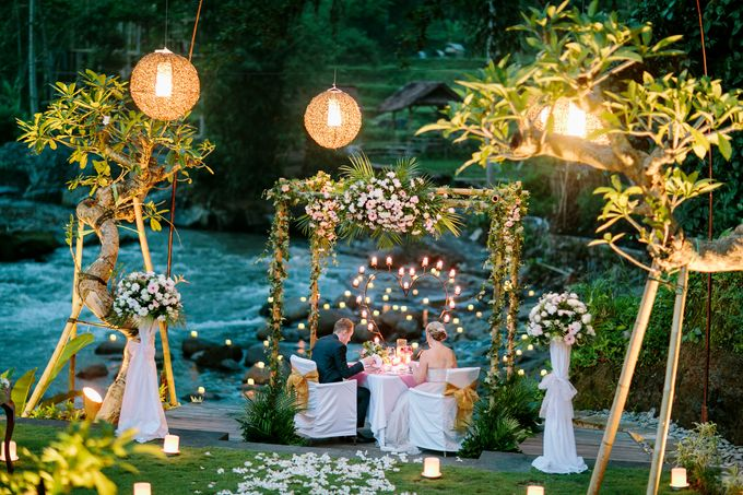 Intimate Wedding by the Ayung Riverside - 25th April 2017 by AVAVI BALI WEDDINGS - 011