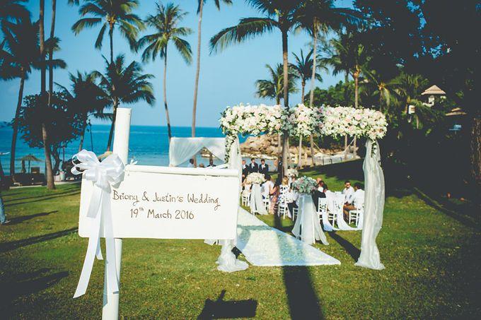 Justin & Briony from Australia by Wedding Idea & The Event Thailand - 006
