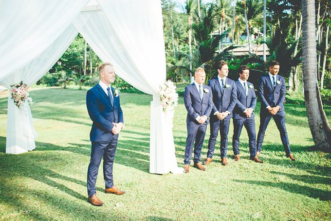 Justin & Briony from Australia by Wedding Idea & The Event Thailand - 010