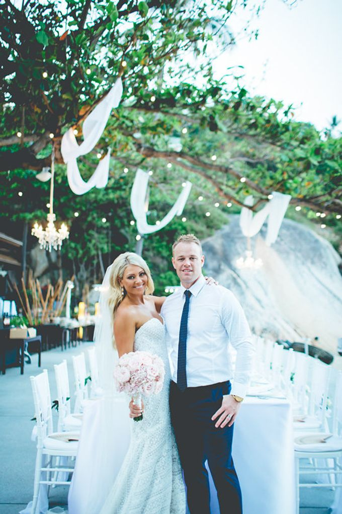 Justin & Briony from Australia by Wedding Idea & The Event Thailand - 001