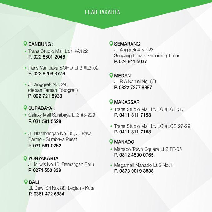 LOKASI OUTLET ZAP by ZAP Clinic - 002
