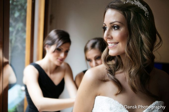 Petra and John wedding by Dansk Photography - 003