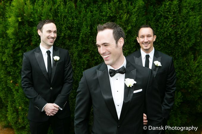 Petra and John wedding by Dansk Photography - 007