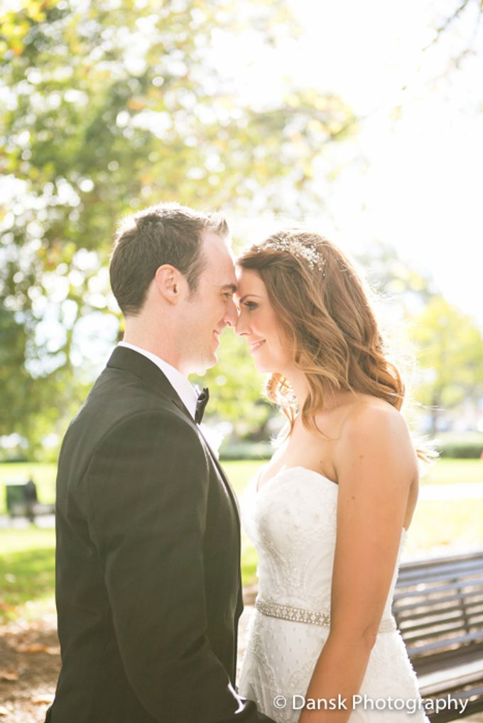 Petra and John wedding by Dansk Photography - 012