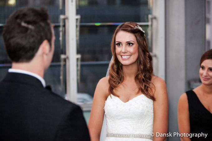 Petra and John wedding by Dansk Photography - 017