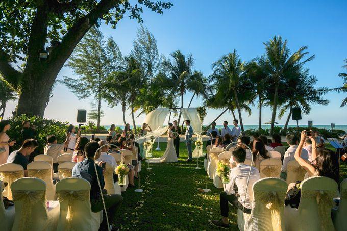 A Glimpse of Our Venue by Shangri-La Rasa Sayang Resort - 020