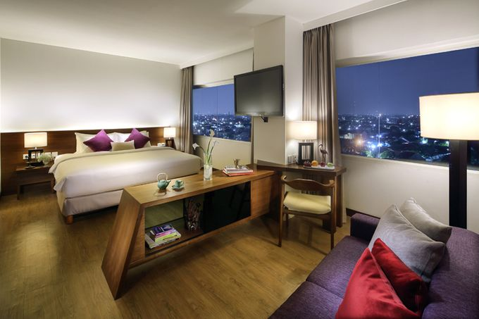Facilities and Services by Allium Tangerang Hotel - 011