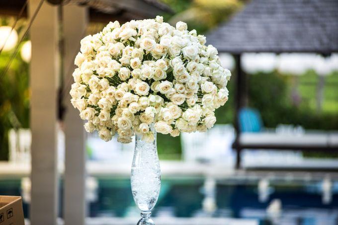 Roses Dream by de Bloemen florist & decorations - 001