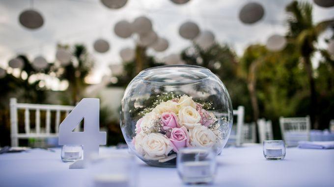 Roses Dream by de Bloemen florist & decorations - 002