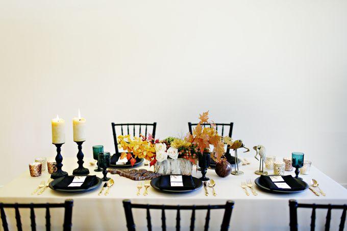 Fall on Martha's Vineyard - Inspiration Shoot by Amanda Douglas Events - 001