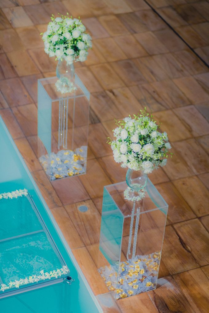 Over Water Wedding by Dream Asia Weddings - 014
