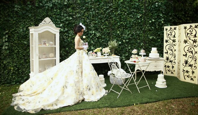 Antoinette High Tea Party by GV by Gabriella Vania - 004