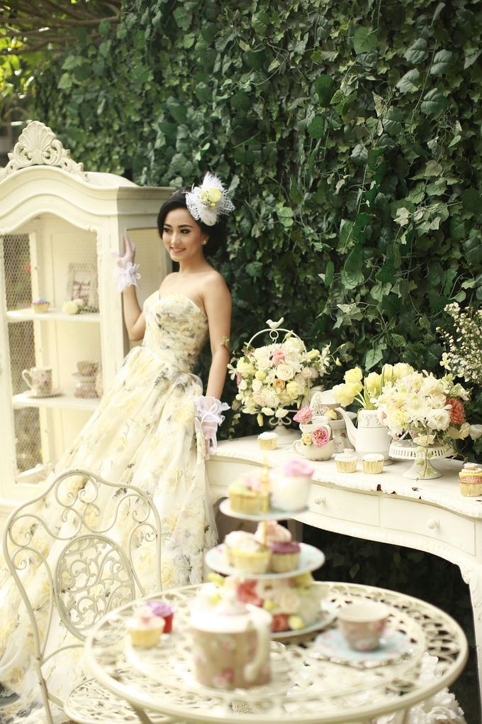 Antoinette High Tea Party by GV by Gabriella Vania - 003