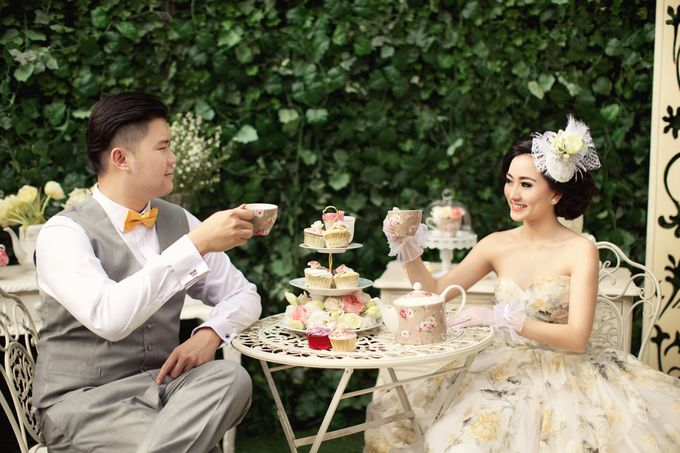 Antoinette High Tea Party by GV by Gabriella Vania - 002