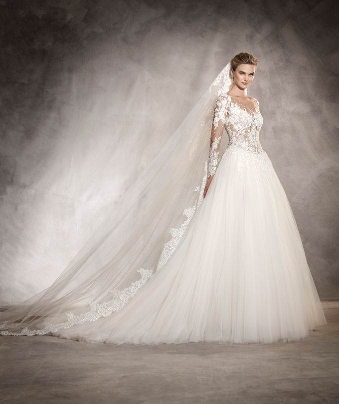 Pronovias by DESIGNER BRIDAL ROOM - 013