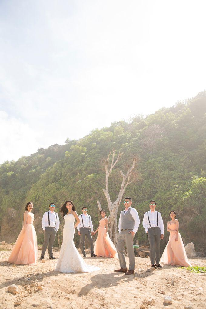 Ardion & Vania wedding by GV by Gabriella Vania - 001