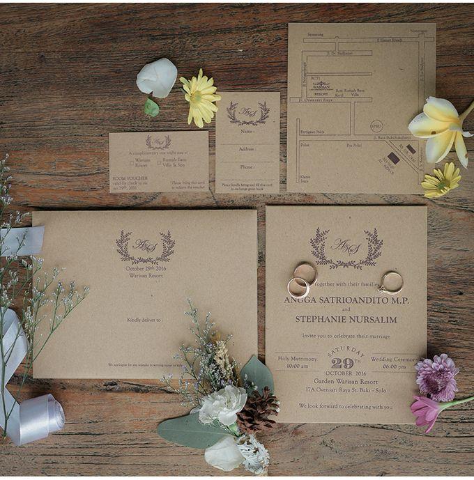 Angga & Stephanie Wedding by Reynard Karman Photography - 008