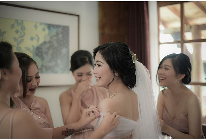 Angga & Stephanie Wedding by Reynard Karman Photography - 014