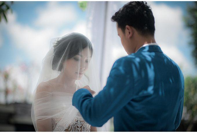 Angga & Stephanie Wedding by Reynard Karman Photography - 028