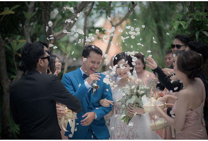 Angga & Stephanie Wedding by Reynard Karman Photography - 031
