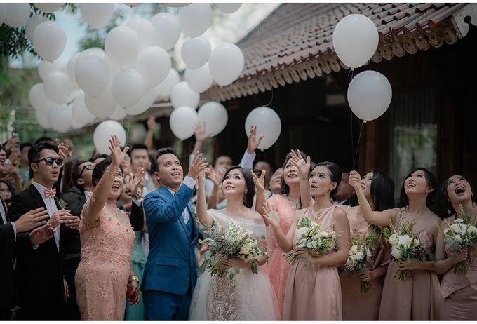 Angga & Stephanie Wedding by Reynard Karman Photography - 033