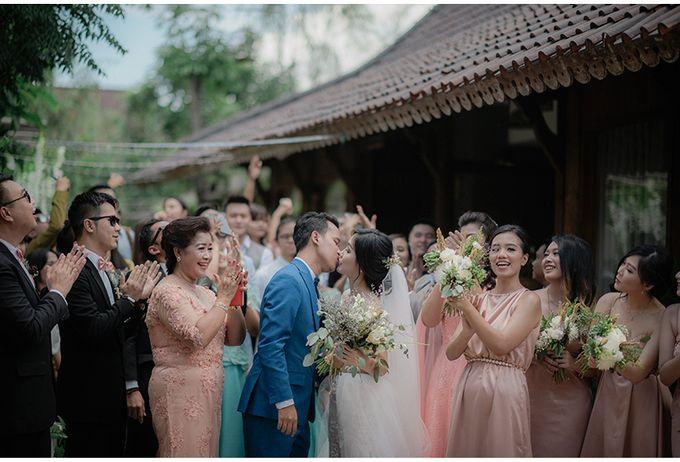 Angga & Stephanie Wedding by Reynard Karman Photography - 034