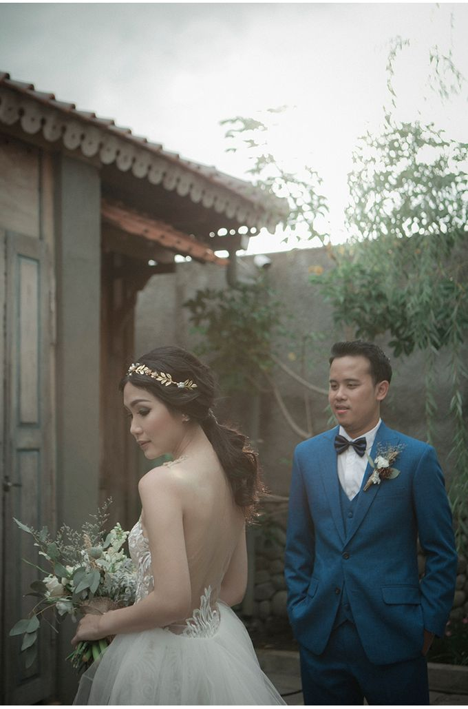 Angga & Stephanie Wedding by Reynard Karman Photography - 036