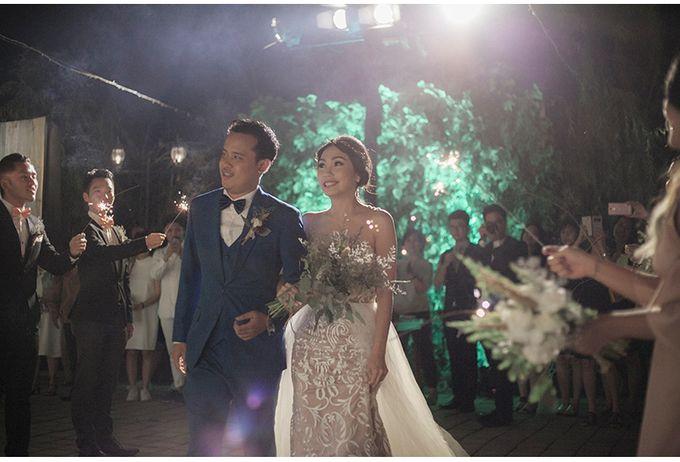 Angga & Stephanie Wedding by Reynard Karman Photography - 040