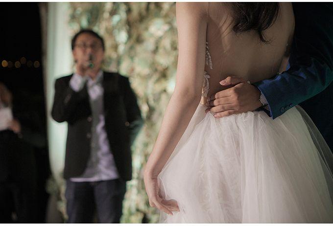 Angga & Stephanie Wedding by Reynard Karman Photography - 042