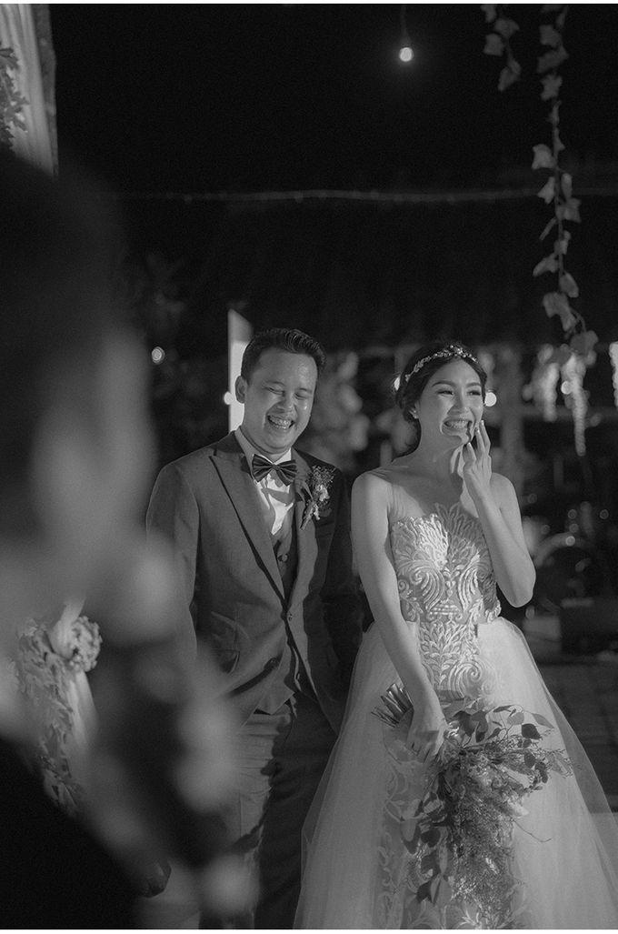 Angga & Stephanie Wedding by Reynard Karman Photography - 043