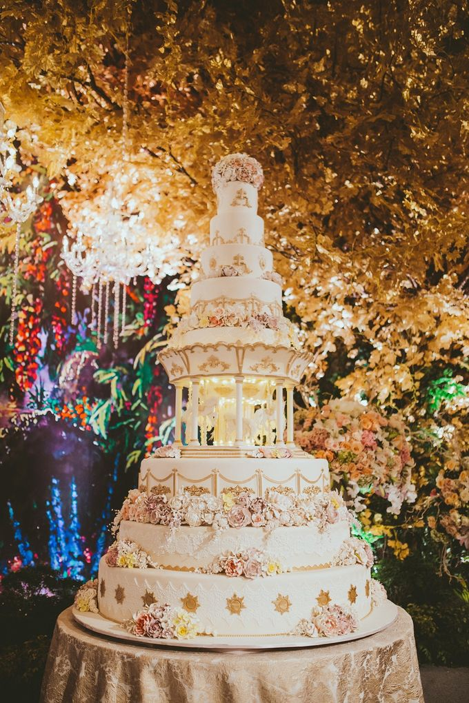 Rapunzel Wedding By Bridestory Com