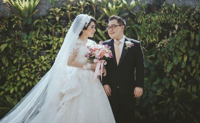 The Wedding by VA Make Up Artist - 006