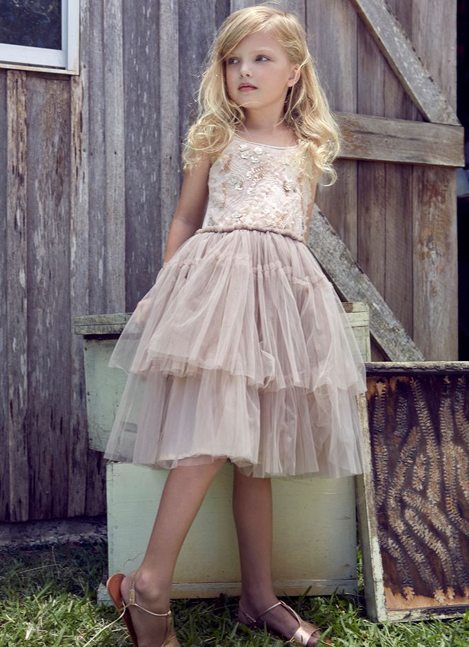 Tutu Dresses for Girls - Tutu Skirts - Flower Girl Dresses - Princess Dresses - Head Bands and Hair Clips - www.tutudumonde.com by TUTU DU MONDE - 017
