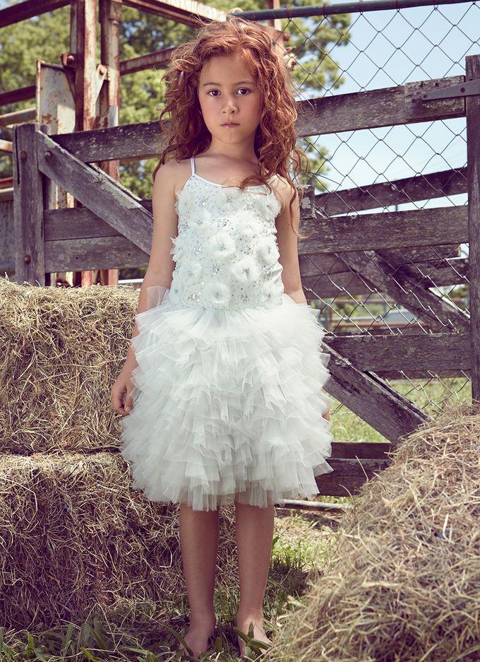 Tutu Dresses for Girls - Tutu Skirts - Flower Girl Dresses - Princess Dresses - Head Bands and Hair Clips - www.tutudumonde.com by TUTU DU MONDE - 007