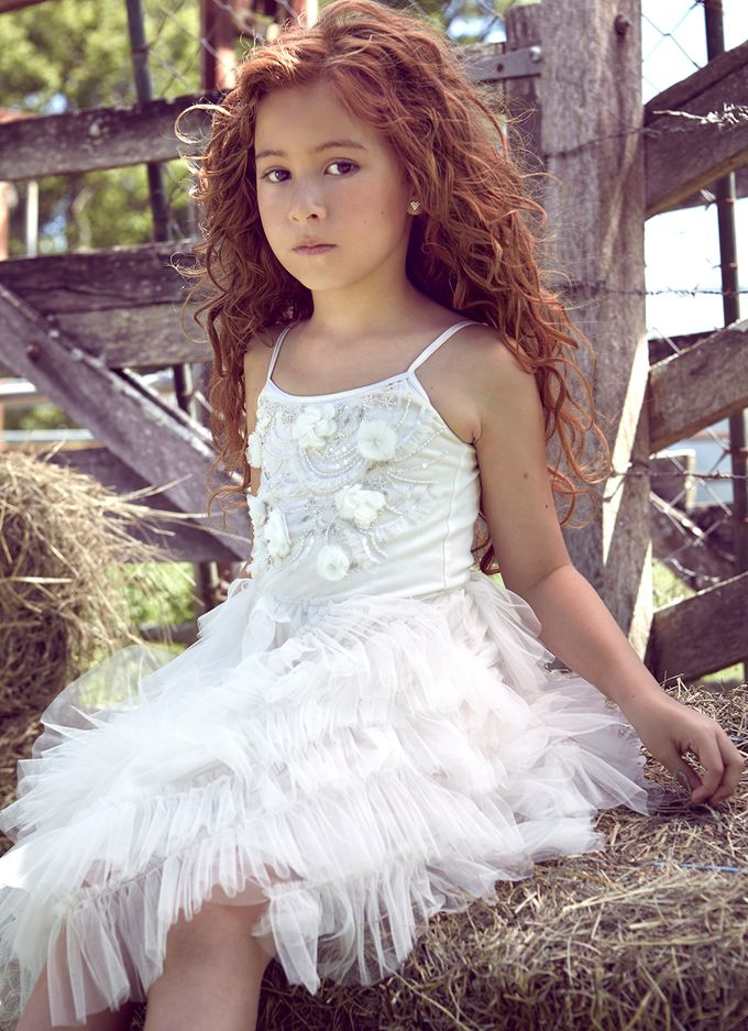 Tutu Dresses for Girls - Tutu Skirts - Flower Girl Dresses - Princess Dresses - Head Bands and Hair Clips - www.tutudumonde.com by TUTU DU MONDE - 005