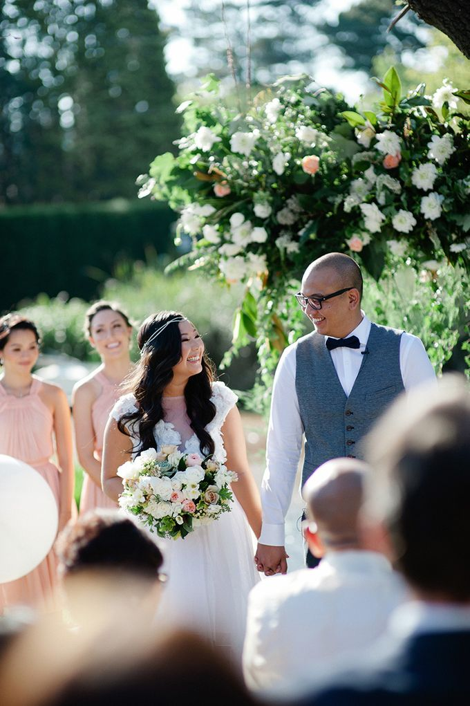 Ceremony and Reception by Affair with George  Florals & Event Styling - 001
