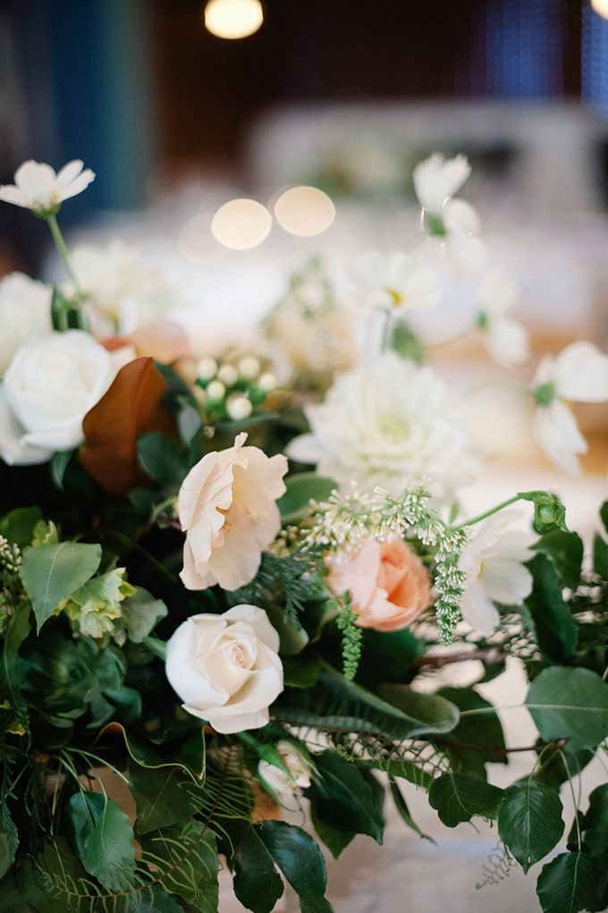 Ceremony and Reception by Affair with George  Florals & Event Styling - 002