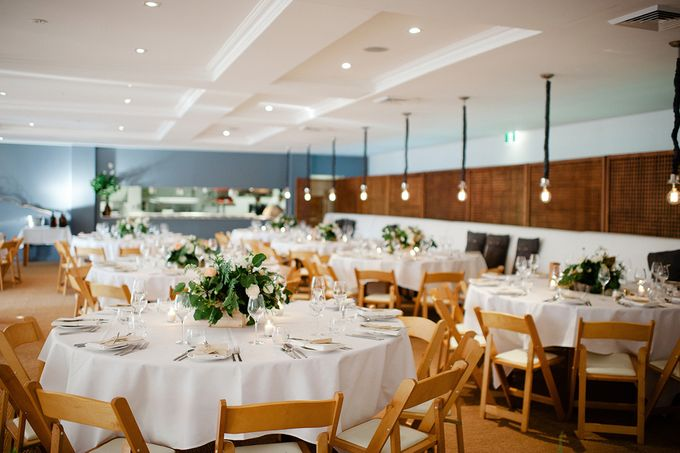 Ceremony and Reception by Affair with George  Florals & Event Styling - 003