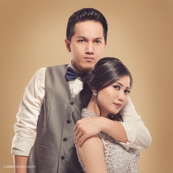 Adhi & Vrety Prewedding by Luxima Photography - 003