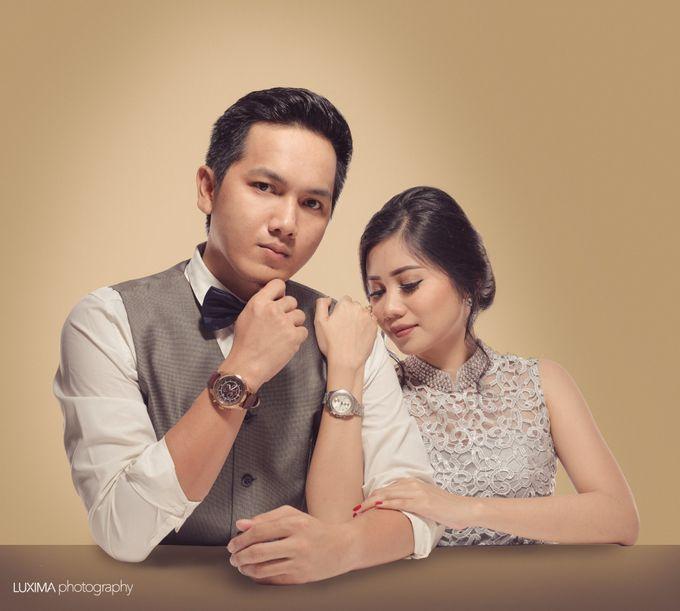 Adhi & Vrety Prewedding by Luxima Photography - 004
