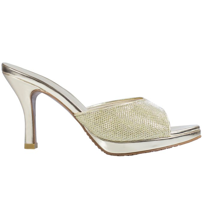 Middle Heels by Andre Valentino Bridal Shoes - 003